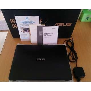 Laptop Asus X441S Intel N3060 Skylake Windows 10 Ori