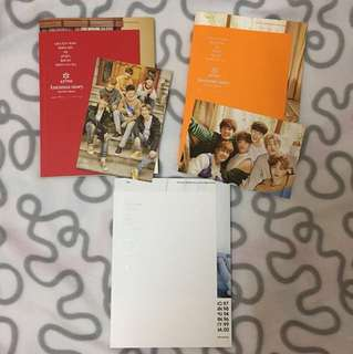 Astro Albums (Autumn Story, Winter Dream)