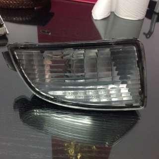 Perodua kelisa bumper lamp
