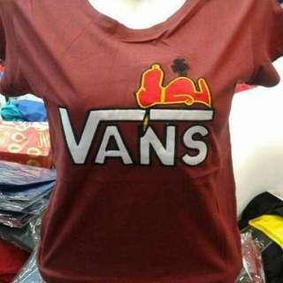 Vans blouse