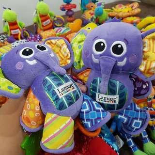 Lamaze Educational Soft Toy