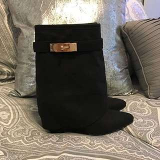 Want my look booties !