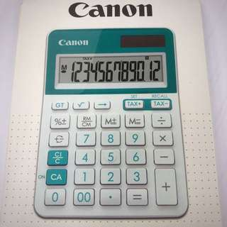 Canon LS-123T electronic calculator