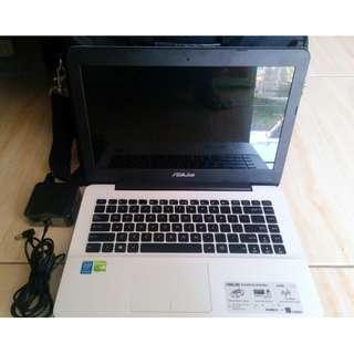 laptop Asus A455LF Core I5-5200u Nvidia Geforce 930M 2GB Gaming Like New
