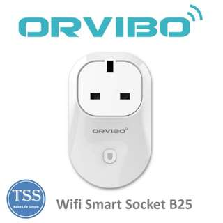 🌈 Orvibo WiFi Plug to control home appliances via WiFi