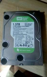 1.5 tb & 80gb hdd sata buy 1 take 1 for desktop