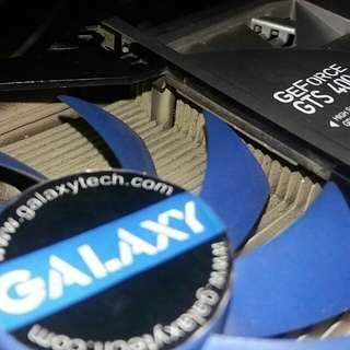 SALE !!! JUAL RUGI !!!  VGA Merk Galaxy Seri Nvidia GTS 450 (Blh nego tipis)