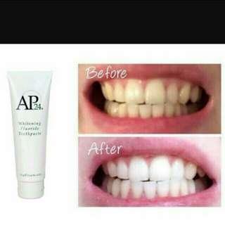 AP24 Whitening Toothpaste (INSTOCKS)