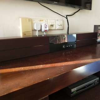 Yamaha sound bar
