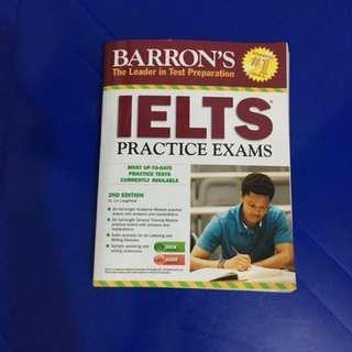 Barron's IELTS Practice Exams
