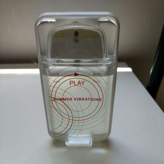 Givenchy Play Summer Vibrations Eau de Toilette Made in France