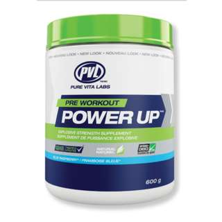 PVL Pre Workout POWER UP