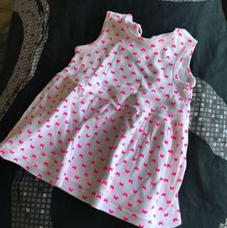 CNY special Baby Girl Dress 1-2 years old
