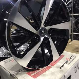 "18"" modellista for alphad vellfire eatima"