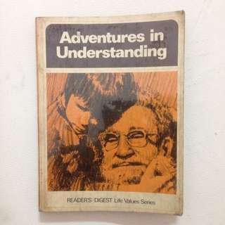 Adventures in Understanding