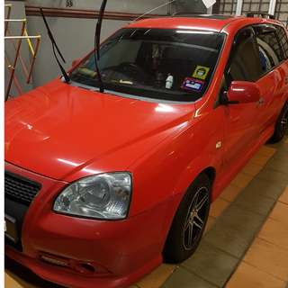 Naza Citra GLS 2.0 for sale
