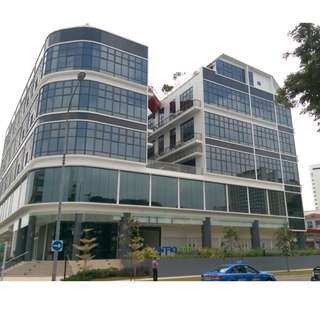 Centropod@changi office for rent - Free usage of Swimming pool and gym - NO agent fee & NO GST