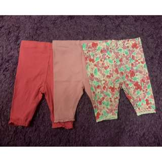 Mothercare Legging 3-6m