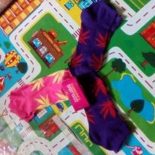 New 1 Bundle Of Kiddie Socks, For Ages 4-10 Years Old