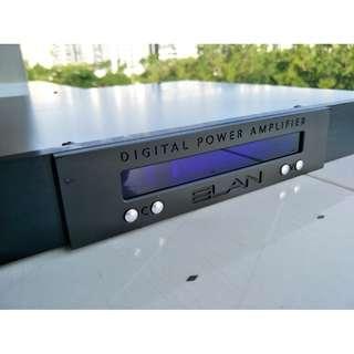 "ELAN D400 PowerAmp Class ""T"""