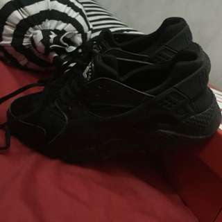 Nike Air FullBlack Made In Vietnam