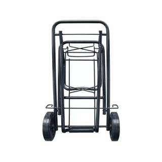 60kg. Folding luggage Metal trolley push cart