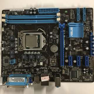 i5 Professor with Asus motherboard