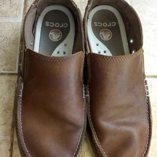 Crocs Slip on Leather Original