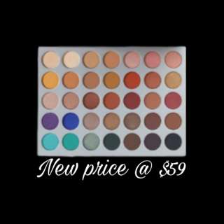 *Authentic*  Morphe X Jaclyn Hill Palette