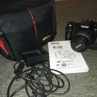 Kamera Pentax K50