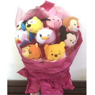 Disney Tsum Tsum bouquet (Reduced - Proceeds to Charity)