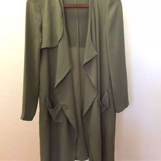Unlined Summer trench coat for sale