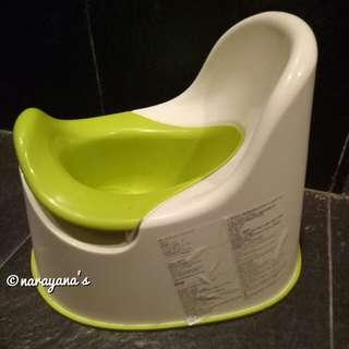 Potty training IKEA