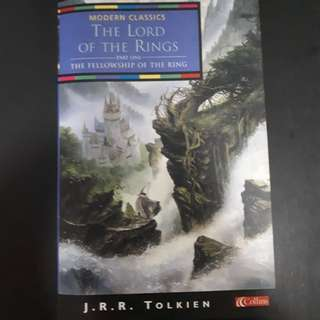 The Lord of the Rings Part 1 The Fellowship of the Ring