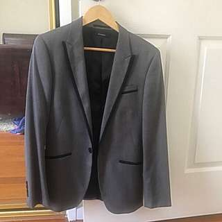 Suit Jacket / Sports Jacket - Slimming Size Small