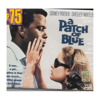 bf:Brand New Sealed VCD - A Patch of Blue - Sidney Poitier