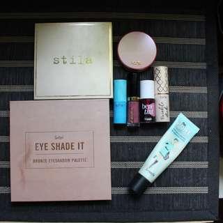 Tarte, Stila + Benefit makeup bundle!