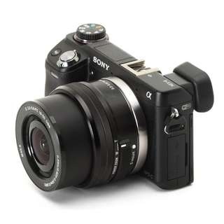 Used Sony Nex 6 with 16-50mm OSS Lens