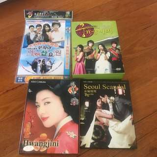 Korean Drama (old School) 2006 To 2009 Dramas