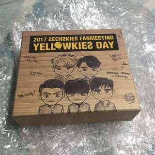 Yellowkies Day