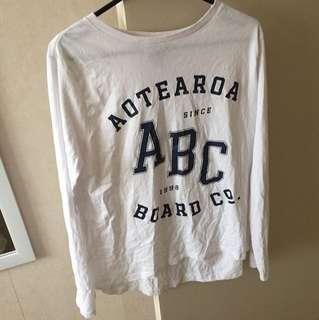 Huffer shirt