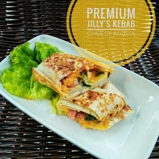 Jilly's kebab premium