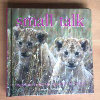 Free Give Away - Small Talks - Children's Book