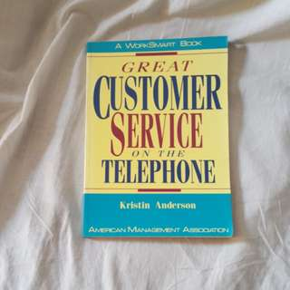 Great Customer service on the Phone