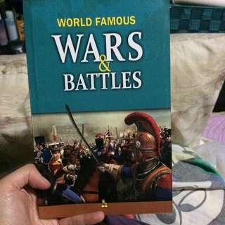 World's famous wars & battles