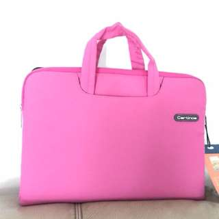 """Tas Laptop Pink 13"""""""