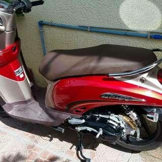 Honda Scoopy Motorbike