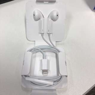 Brand new apple iphone earphone