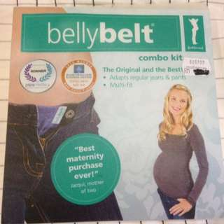 Mothercare belly belt