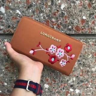 Longchamp wallets
